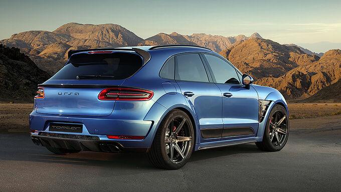 Porsche Macan Ursa - Topcar - Tuning - SUV