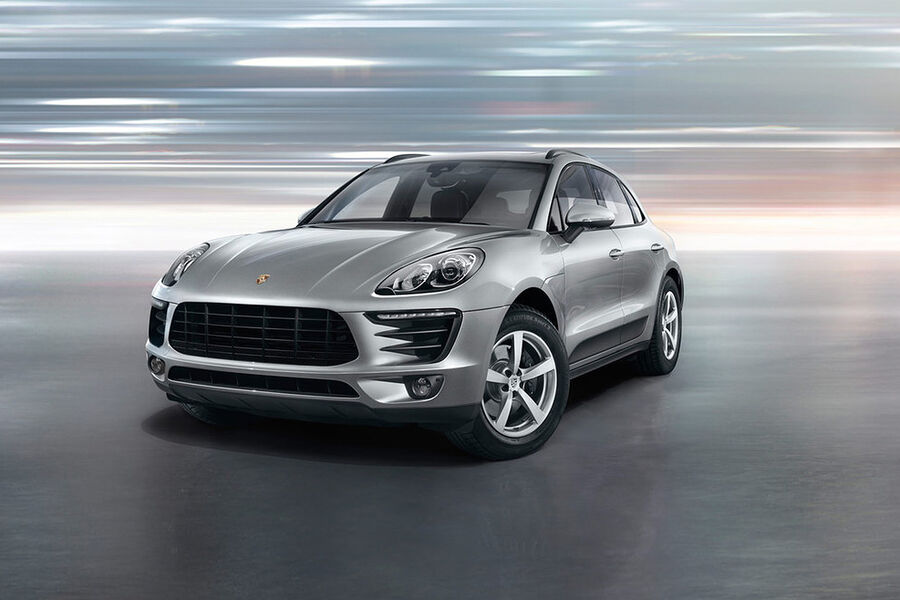 porsche macan auf der auto china 2014 macan mit. Black Bedroom Furniture Sets. Home Design Ideas