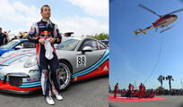 Radio Fahrerlager - GP Spanien 2013 - Loeb  Ferrari