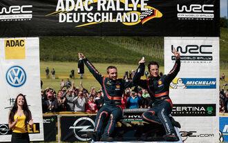 Rallye Deutschland (Tag 3)