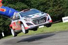 Rallye Deutschland (Tag 2)