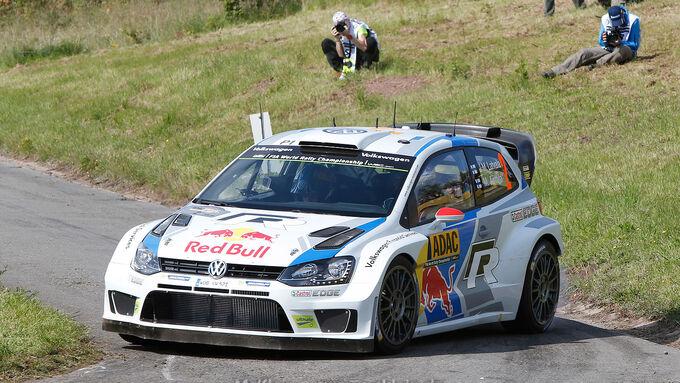 Rallye Deutschland (Tag 1)