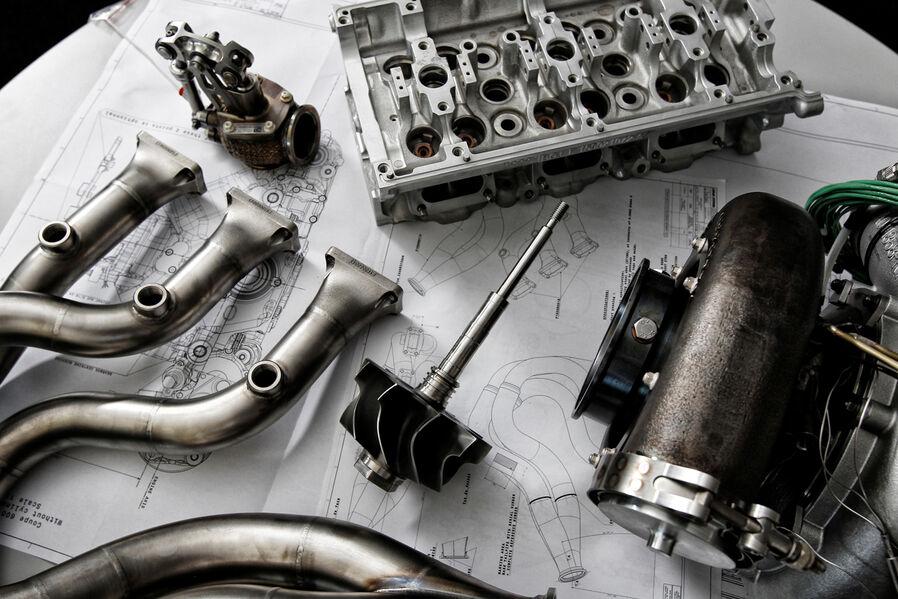 Renault desvela su motor V6 Turbo para 2014 | VAVEL.