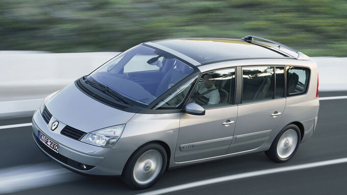 2002 renault grand espace iv 2 0 turbo automatic related. Black Bedroom Furniture Sets. Home Design Ideas