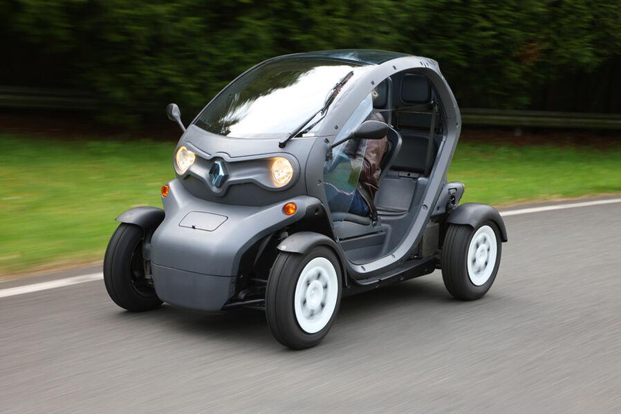 smart renault twizy elektro und hybridautos. Black Bedroom Furniture Sets. Home Design Ideas