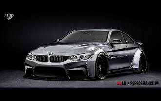 SEMA-Show 2014, Tuning, Messe, LB Performance, BMW M4