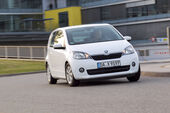 Skoda Citigo 1.0, Frontansicht