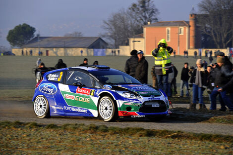 Sonderkategorie Attraktivste Rennserie - FIA Rallye-Weltmeisterschaft