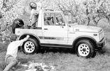 Suzuki SJ, 1982