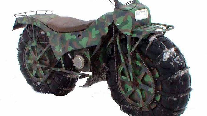 Tarus 2x2 All Terrain Motorrad