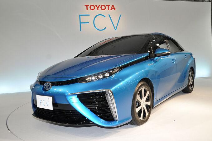 Toyota à hydrogene c'est pour bientôt - Actualité auto - FORUM Sport Auto