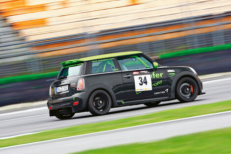 Tuner Kleinwagen - Schäfer-Mini Cooper S CS