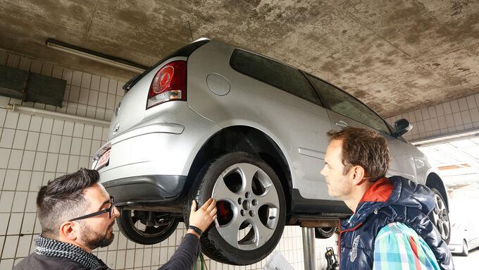 VW Polo GTI, Gebrauchtwagen, sport auto 09/2014