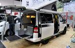 VW T5 Ausbauten, Multicamper, Caravan Salon 2014