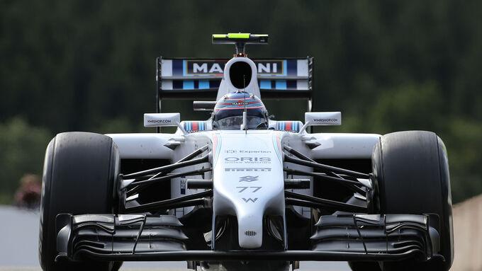 GP Belgien 2014 (Training 3)