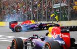 Vettel Webber - GP Brasilien 2013