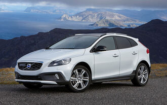 Volvo V40 Cross Country Sondermodell You