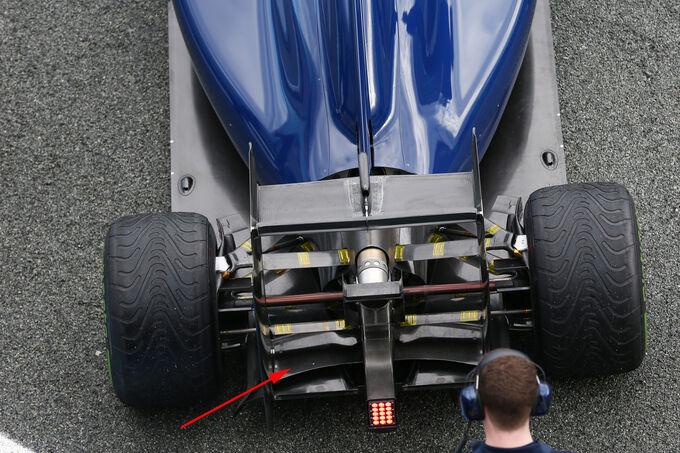 Williams FW36 - Análise Técnica - F1 2014