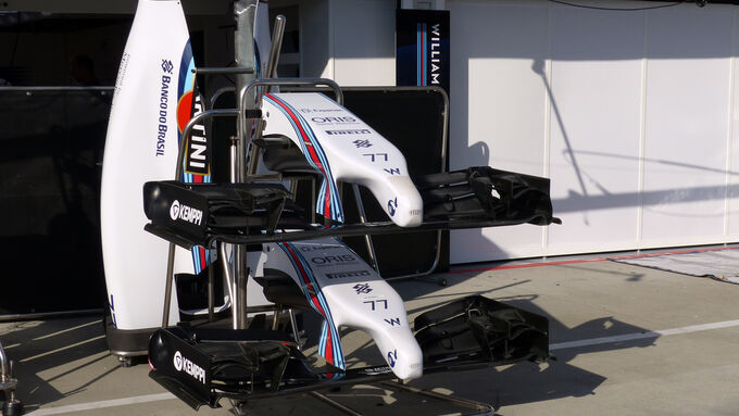 Williams - Formel 1 - GP Ungarn - 23. Juli 2014