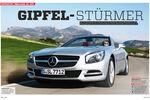 Fahrbericht Mercedes SL500