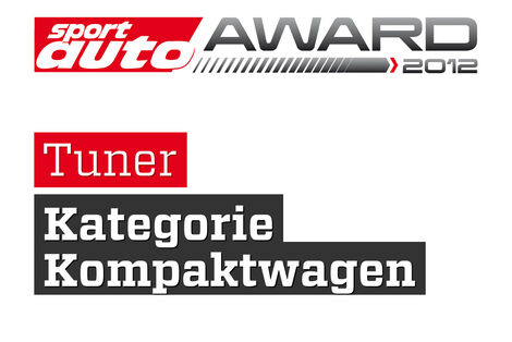 sport auto Award 2012 Tuner Kategorie Kompaktwagen