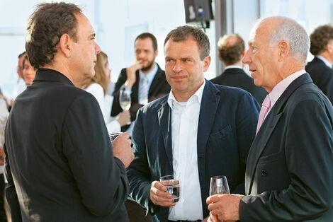 sport-auto Award 2012, Wolfgang Zanker, Tobias Moers, Karl Mauer