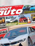 sport auto, Heft 10, Cover